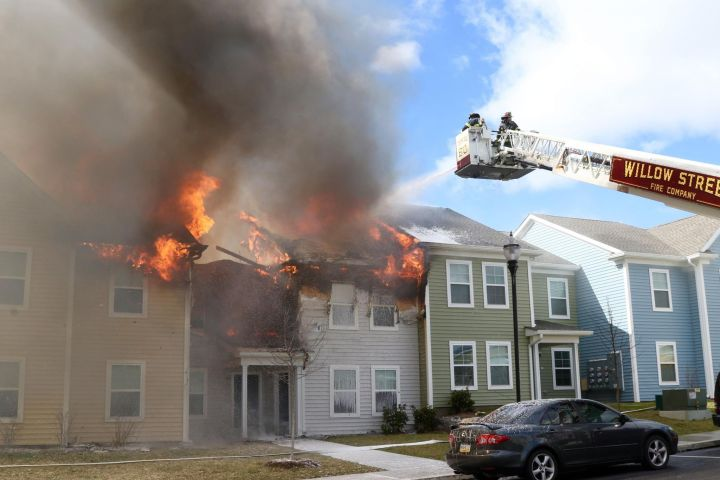 Calendar Monthly March : Alarm townhouse fire in pequea township