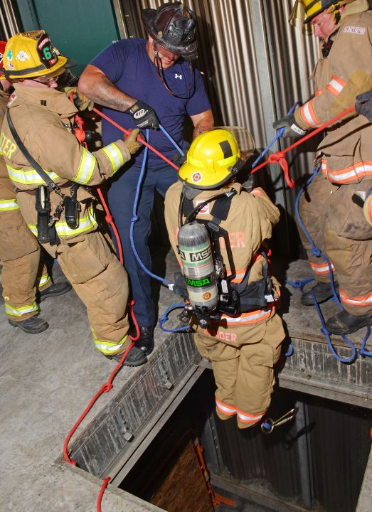 Search Amp Rescue Training And Nance Drill